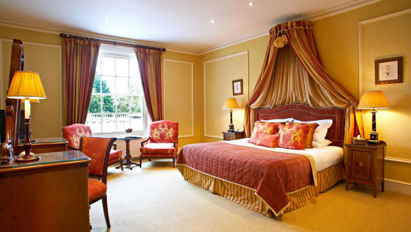 CBH Rowton Hall Hotel and Spa