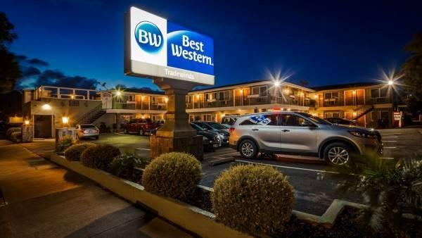 Hotel Best Western Tradewinds