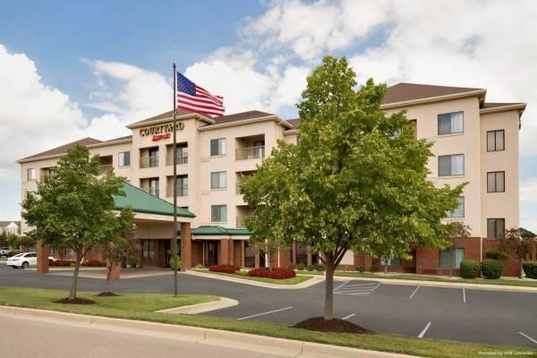 Hotel Courtyard Dayton Beavercreek