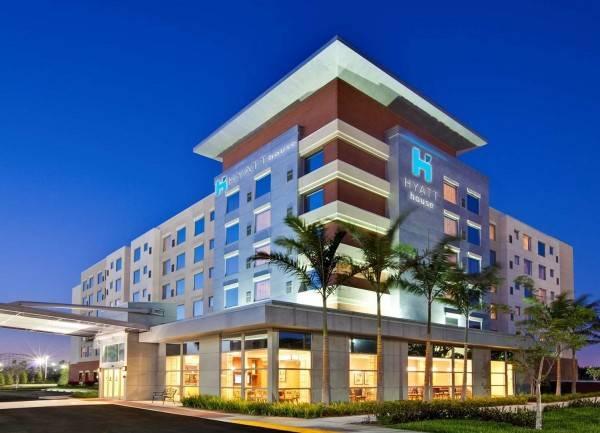 Hotel Hyatt House Ft Lauderdale Airport-South