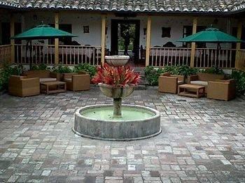 Hotel Hacienda Chorlavi
