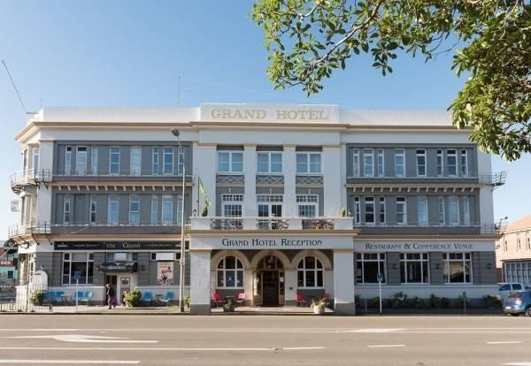 Grand Hotel Wanganui