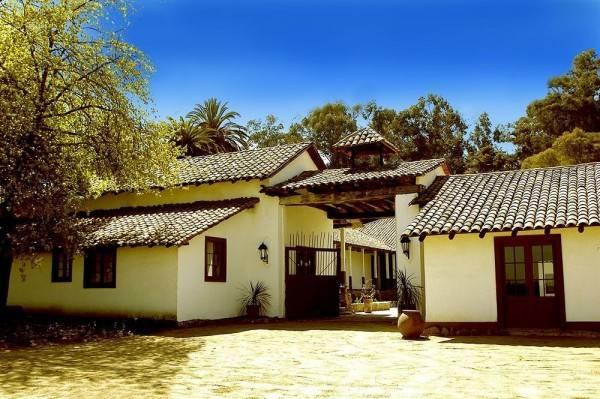 Hotel Hacienda Histórica Marchigüe