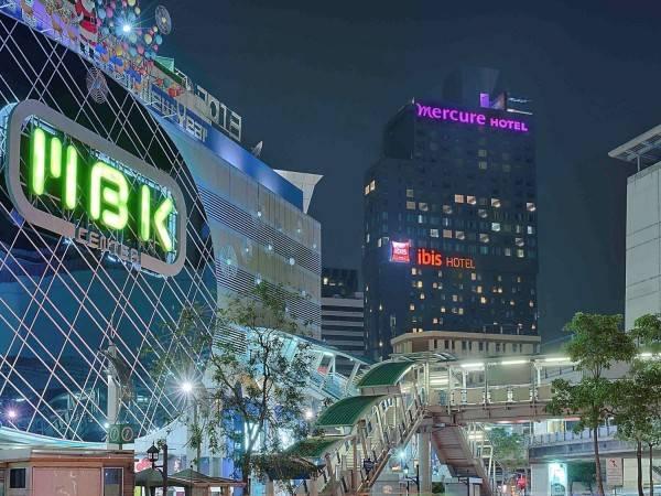 Hotel ibis Bangkok Siam