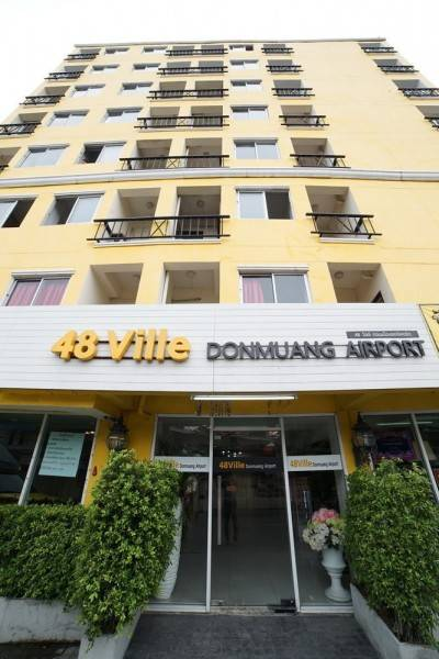 Hotel 48 Ville Donmuang Airport