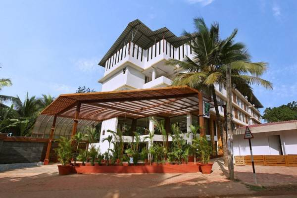 Hotel Treebo Turtle Beach Resort