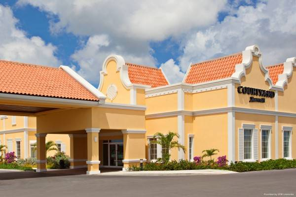 Hotel Courtyard Bonaire Dive Resort
