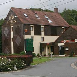 Bruay-la-Buissière Le Cottage Hôtel The Originals City (ex Inter-Hotel)