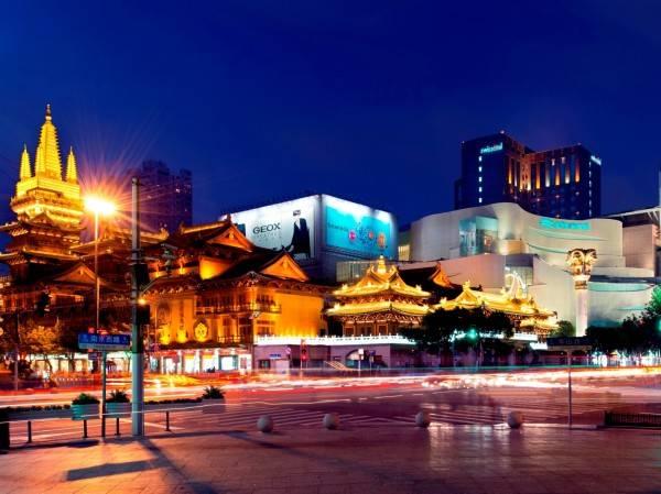 Hotel Swissotel Grand Shanghai