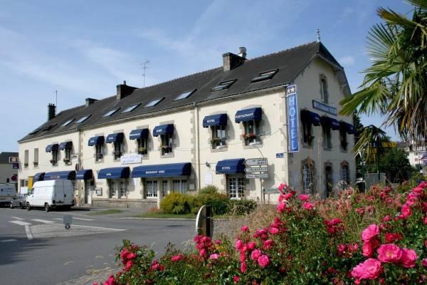 Hotel Le Robic Logis