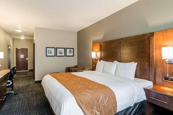 Hotel Comfort Suites Loveland