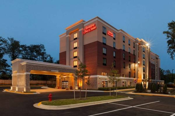 Hampton Inn - Suites Camp Springs-Andrews AFB MD