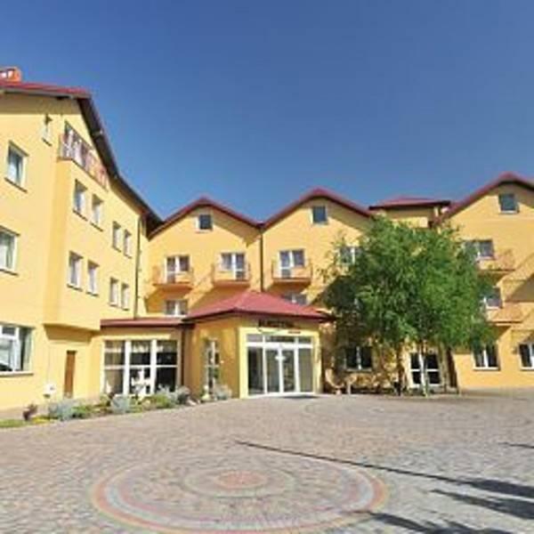 Hotel Bursztyn-Bernstein Kur- & Wellness
