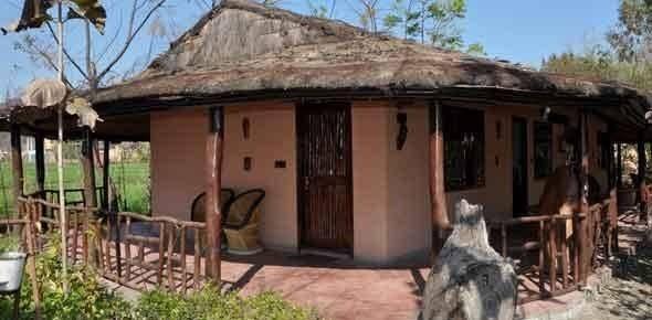 Hotel Ashoka's Tiger Trail Resort