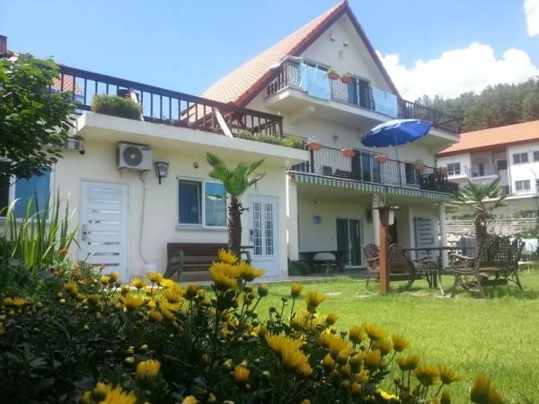Hotel Namhae German Village Neuhaus in Korea