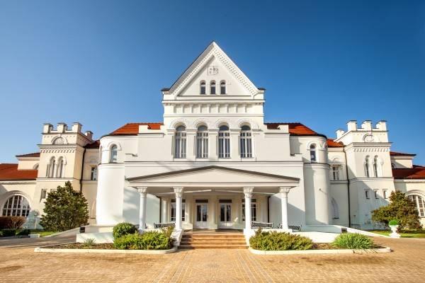 Hotel Pałac Łazienki II w Ciechocinku