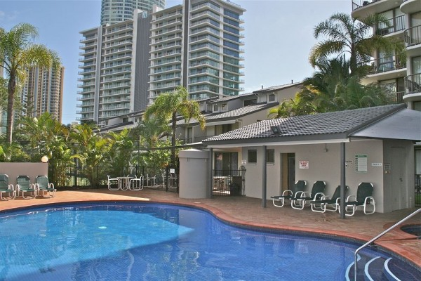 Hotel Anacapri Holiday Resort Apartments