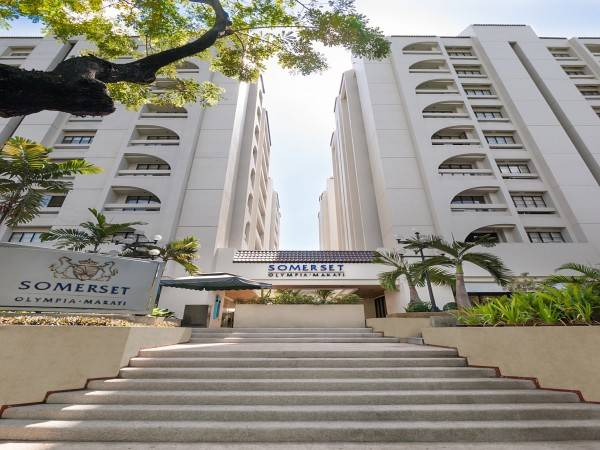 Hotel Somerset Olympia Makati
