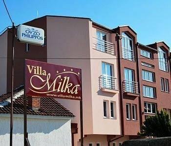 Hotel Villa Milka
