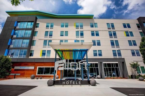 Hotel Aloft Alpharetta