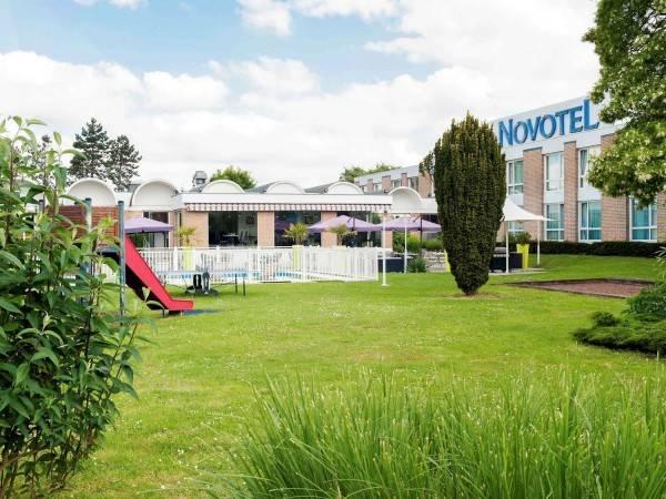 Hotel Novotel Valenciennes