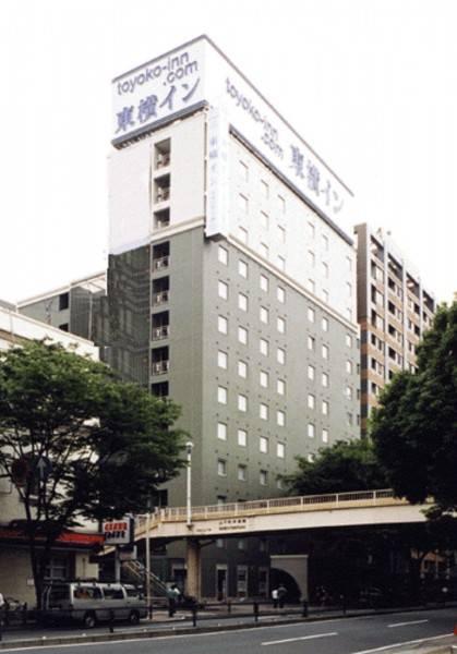 Toyoko Inn Yokohama Stadium Mae No.1