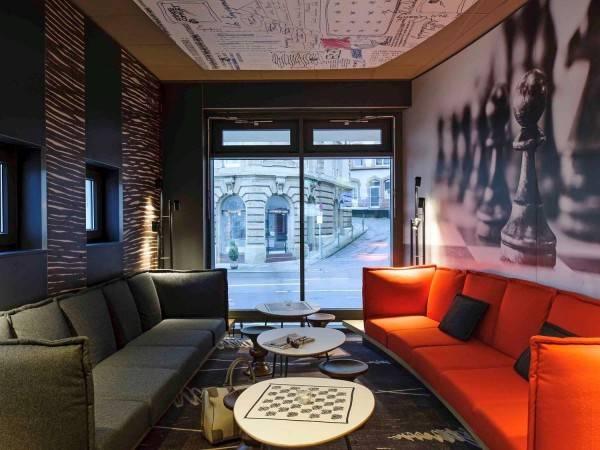 Hotel ibis Stuttgart Centrum