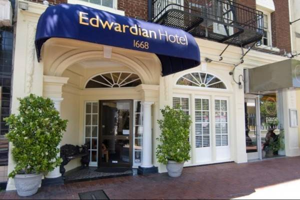 EDWARDIAN SAN FRANCISCO HOTEL