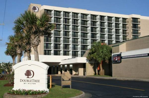 Hotel DoubleTree by Hilton Atlantic Beach Oceanfront