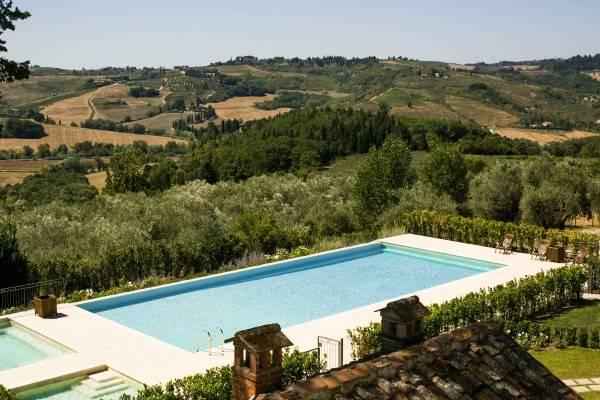 Hotel Villa Le Calvane