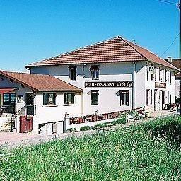 Hotel Le Saint Cyr Logis