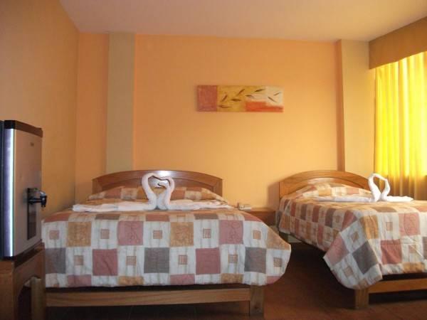 Hotel Hostal Olimpos