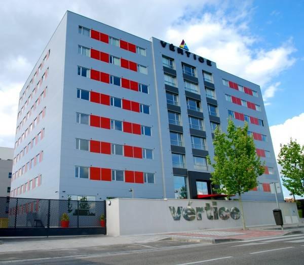 Hotel Vértice Roomspace Madrid