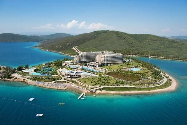Hotel La Blanche Island Bodrum - All Inclusive