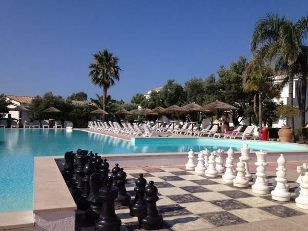Hotel Villaggio Spiagge Rosse