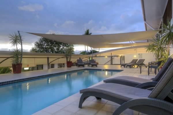 Hotel Saltwater Luxury Apartments