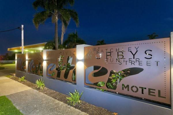 Merewether Motel