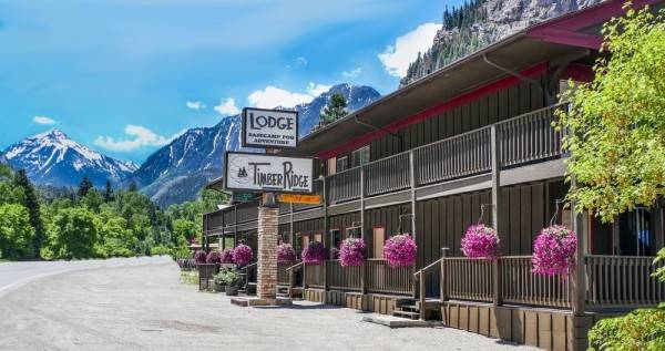 Hotel Timber Ridge Lodge