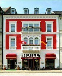 Hotel Schweizer Hof Stadtmitte