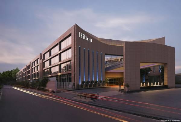 Hotel Hilton Bangalore Embassy GolfLinks