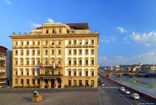 Hotel The Westin Excelsior, Florenz