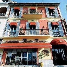 Hotel Paris Rome Logis