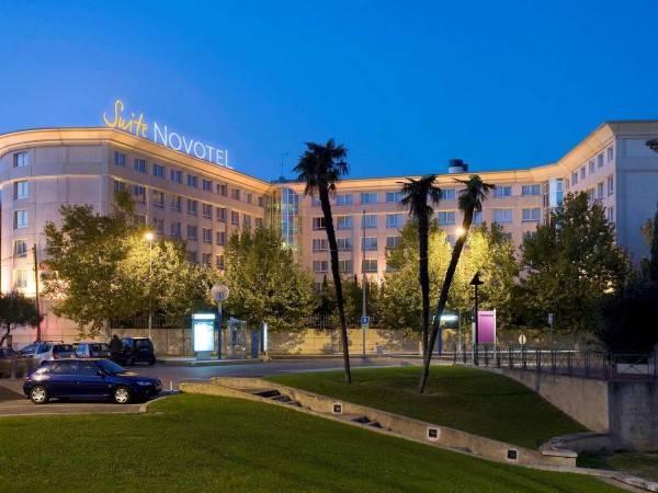 Hotel Novotel Suites Montpellier