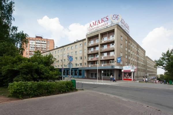 Hotel Amaks Centralnaya AMAKS ЦЕНТРАЛЬНАЯ
