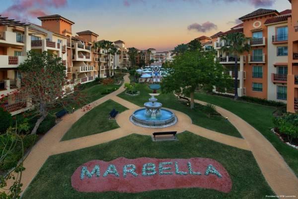 Hotel Marriott's Marbella Beach Resort
