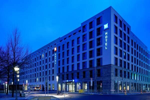 Hotel ibis budget Leipzig City