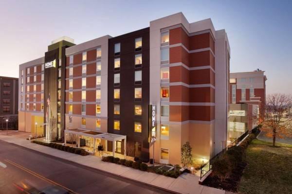Hotel Home2 Suites by Hilton Nashville Vanderbilt TN