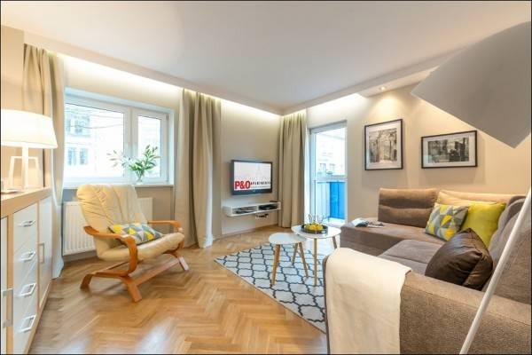 Hotel P&O Apartments Rondo ONZ