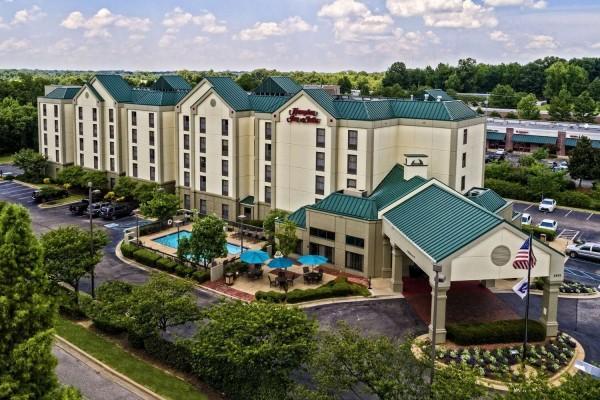 Hampton Inn - Suites Memphis-Wolfchase Galleria
