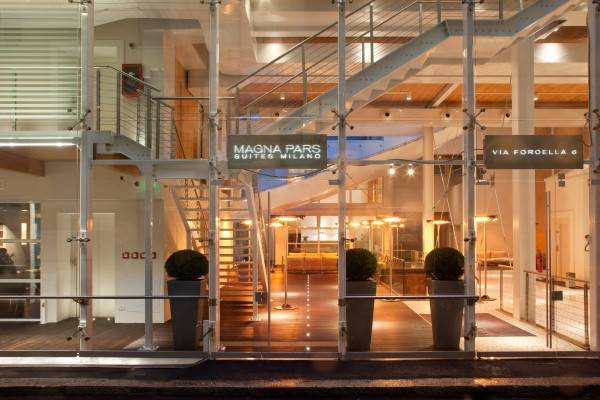 Hotel Magna Pars Suites Milano